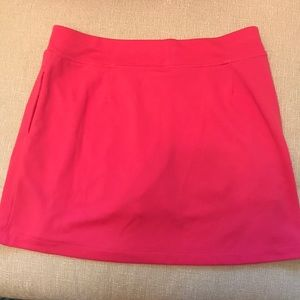 PGA Tour athletic skort Medium Pink